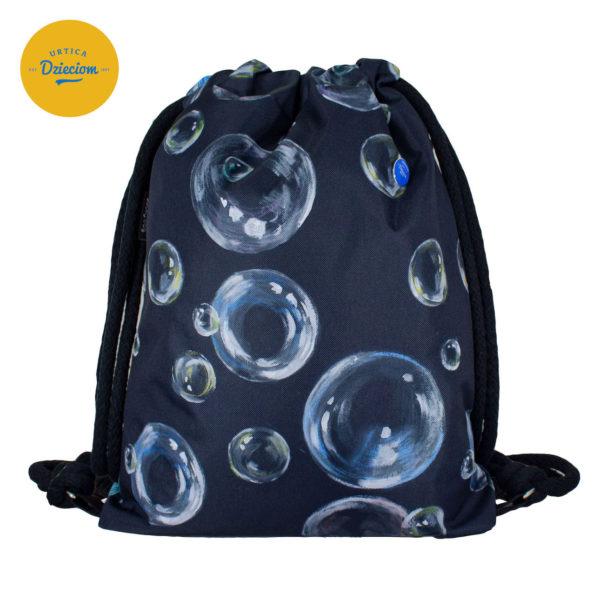 Wodoodporny plecak bańki mydlane
