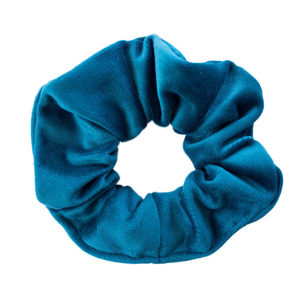 Welurowa gumka morska