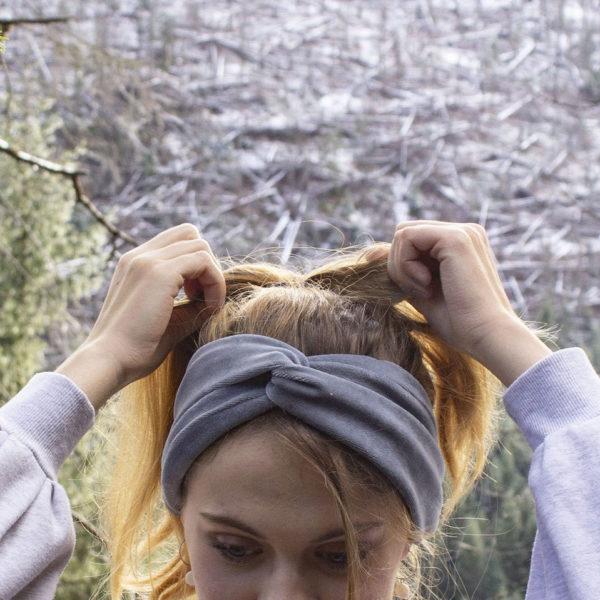 Opaski na włosy