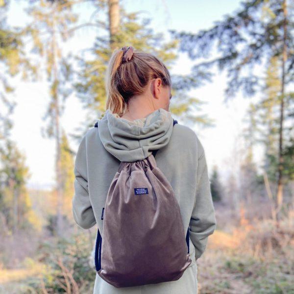 ręcznie robione plecaki