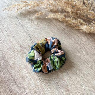 Bawełniana gumka liście